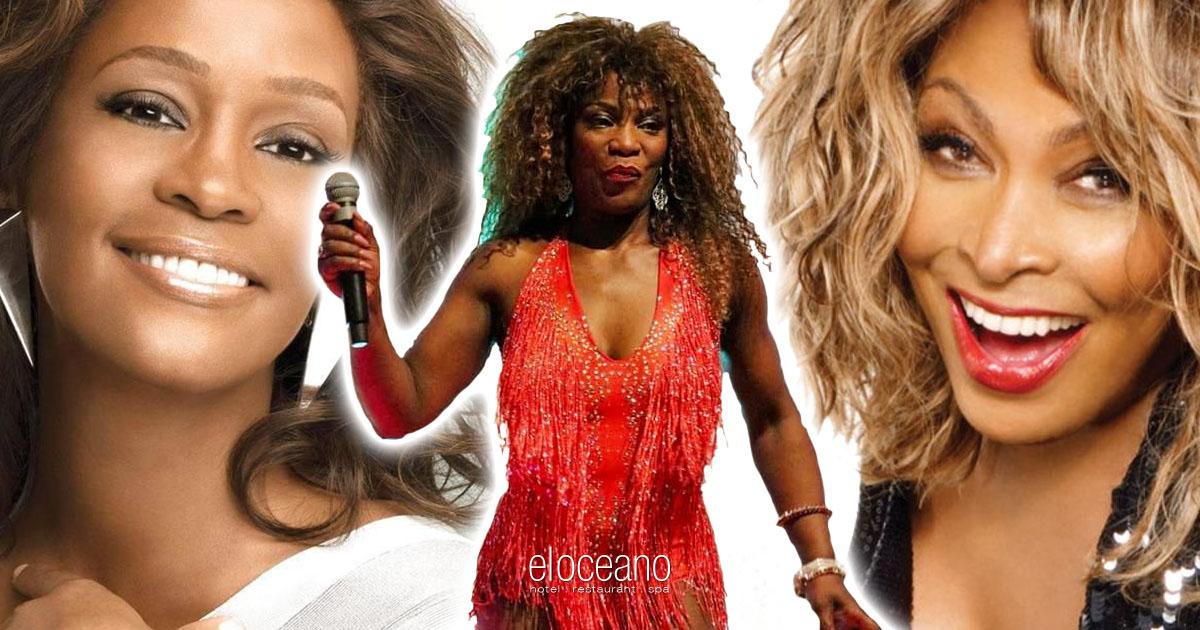 Janet Jayes Tribute to Whitney Houston & Turner Turner OG06