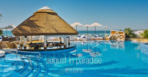 August at El Oceano Luxury Beach Hotel, Mijas Costa, Spain OG02