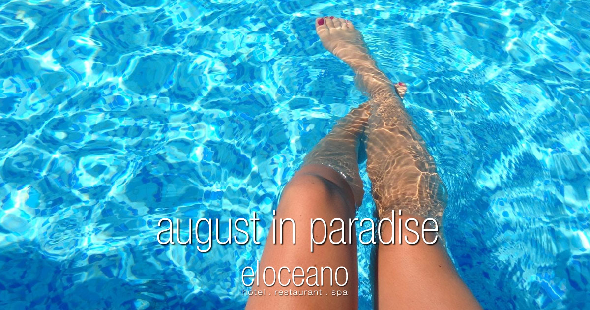 August in Paradise