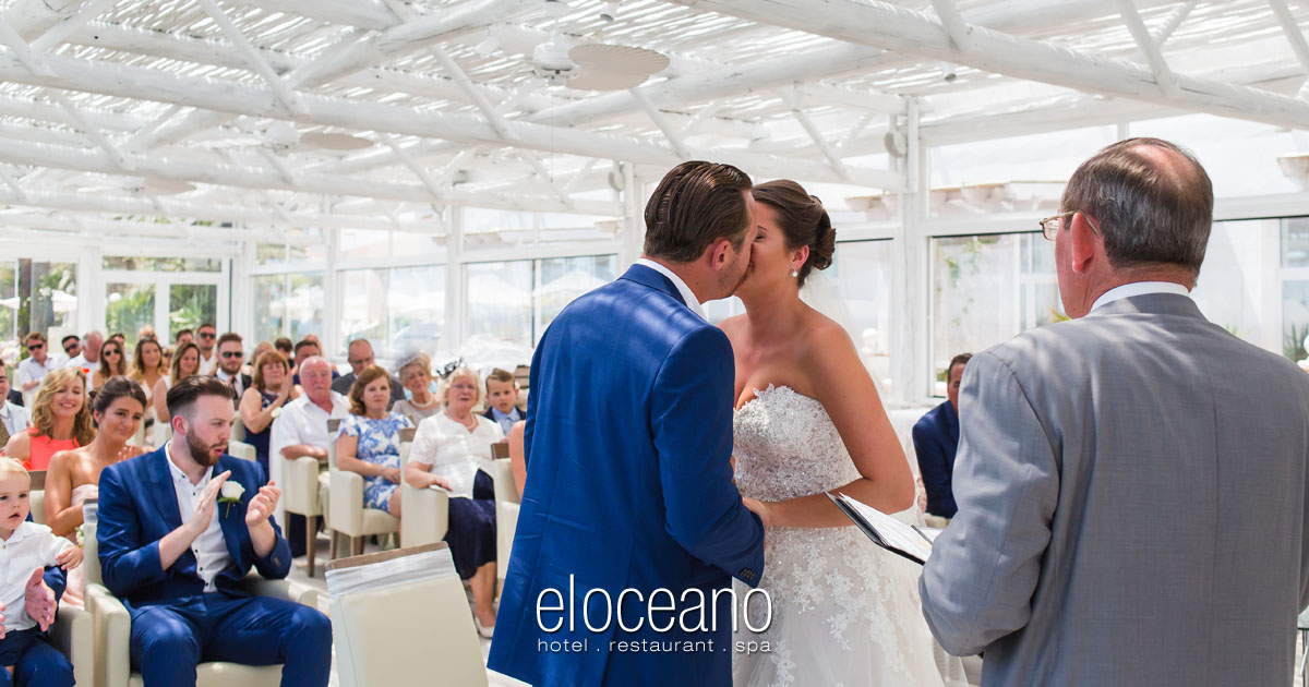Beach Weddings El Oceano Hotel Wedding Venue OG01