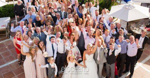 Beach Weddings El Oceano Hotel Wedding Venue OG03