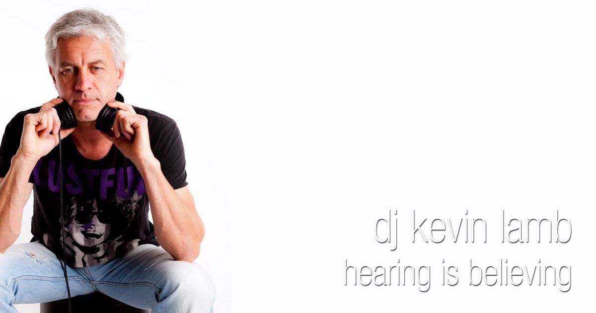 DJ Kevin Lamb DJ Scruffy - Hearing is Believing - Live Entertainment El Oceano OG01