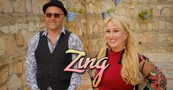 Zing Duo Live Music Entertainment El Oceano Luxury Beach Hotel Mijas Costa Spain OG04