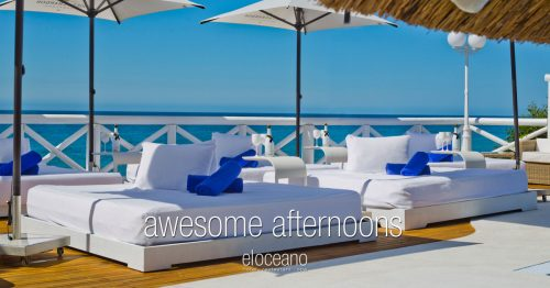 Awesome Afternoons at El Oceano Luxury Beach Club, Mijas Costa, Spain OG04
