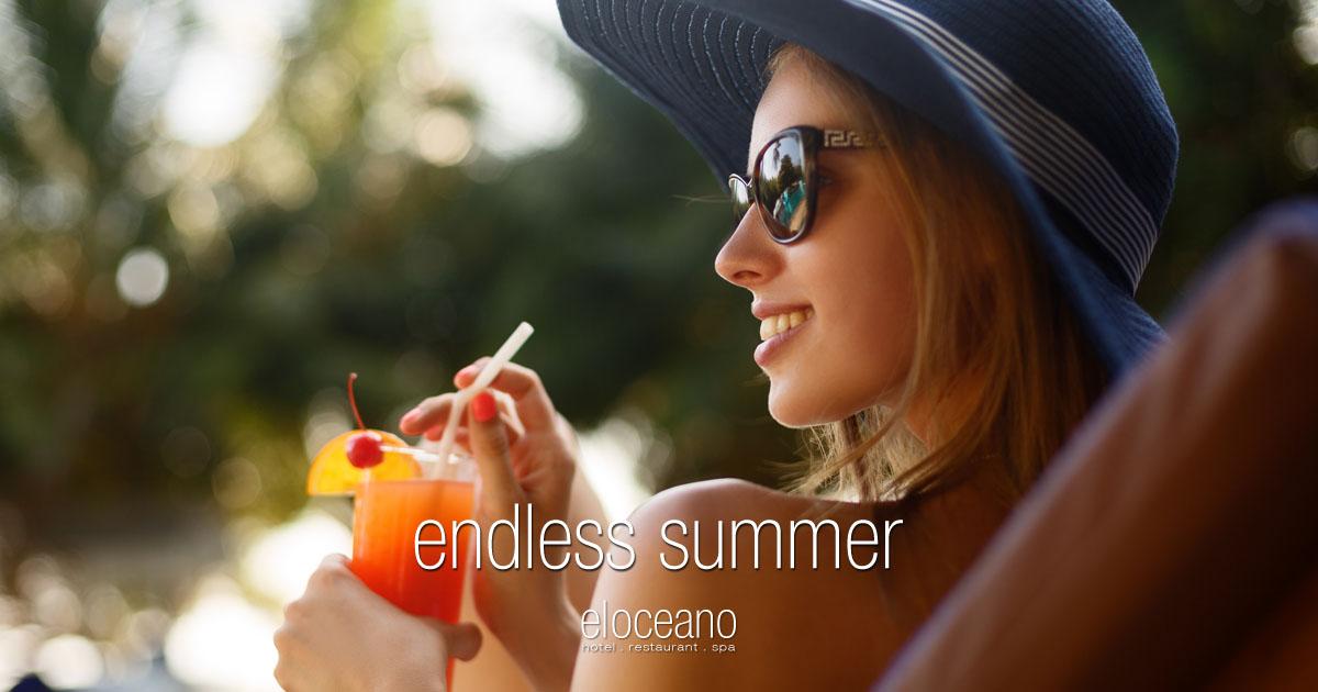 Endless Summer - Autumn Holidays Breaks El Oceano Luxury Hotel Mijas Costa Spain OG02