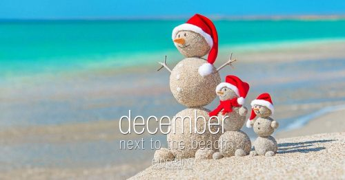 December Christmas New Year El Oceano Luxury Beach Hotel Restaurant 2019 OG04