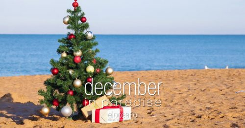 December Christmas New Year El Oceano Luxury Beach Hotel Restaurant 2019 OG05