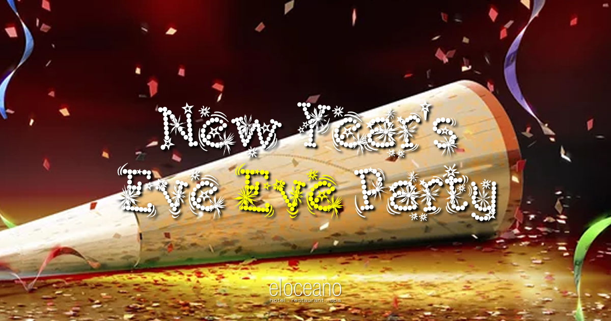 New Year's Eve Eve Party El Oceano Restaurant Mijas Costa Spain OG01