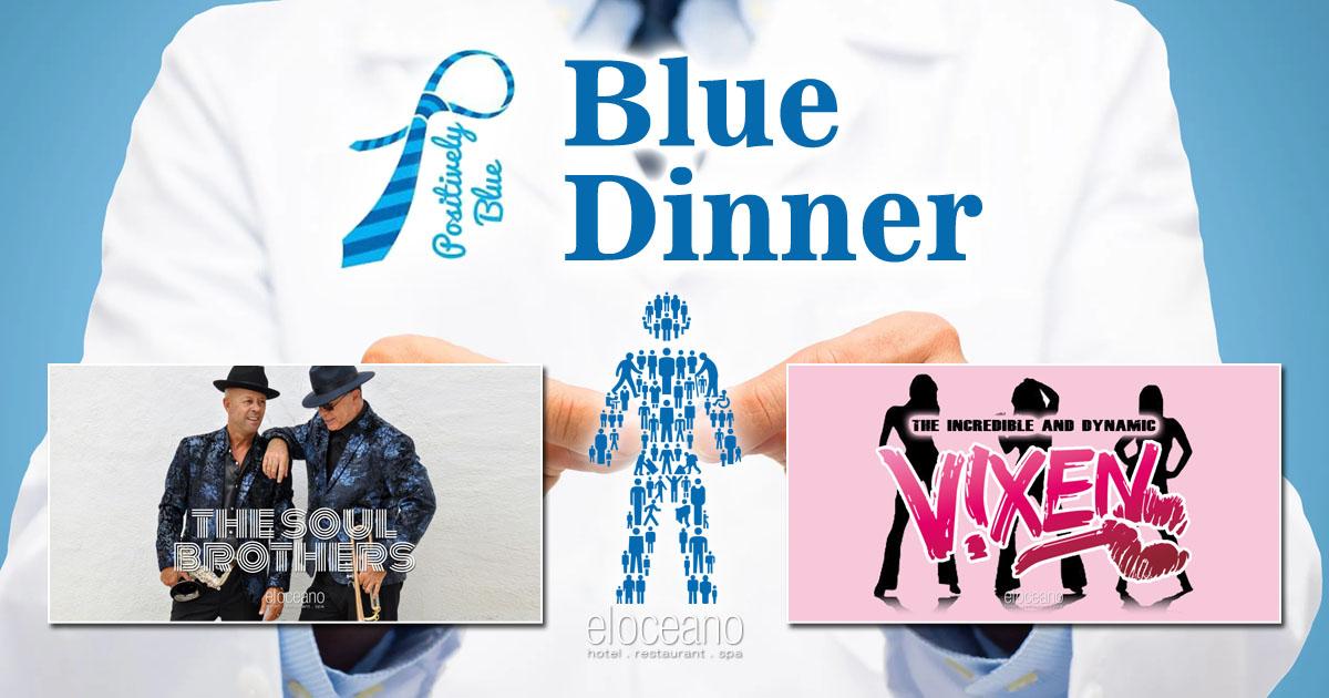 The Blue Dinner at El Oceano Restaurant OG01
