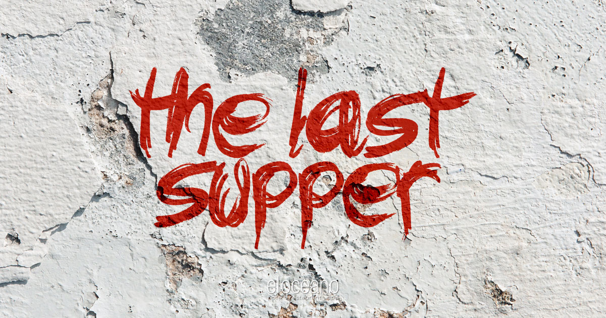 The Last Supper - The Final Sunday of the Season El Oceano Luxury Restaurant Mijas Costa Spain OG03