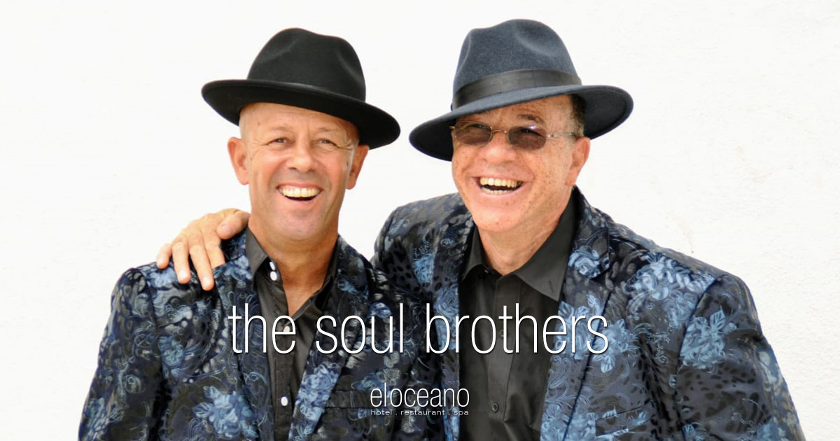 The Soul Brothers Live Music Entertainment El Oceano Hotel Restaurant OG03