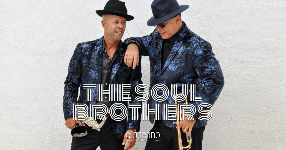 The Soul Brothers Live Music Entertainment El Oceano Hotel Restaurant OG05