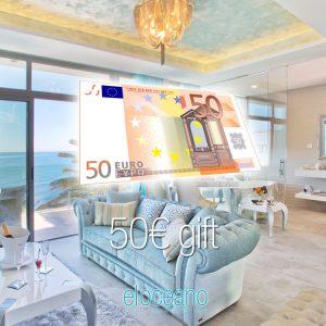 50 Euro Gft - Luxury Gifts Vouchers, El Oceano Hotel Restaurant P01