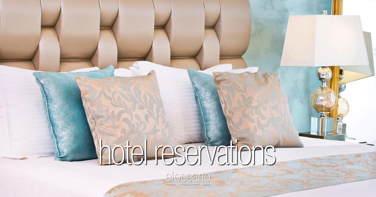 Hotel Reservations - El Oceano Luxury Beach Hotel Mijas Costa Spain OG01