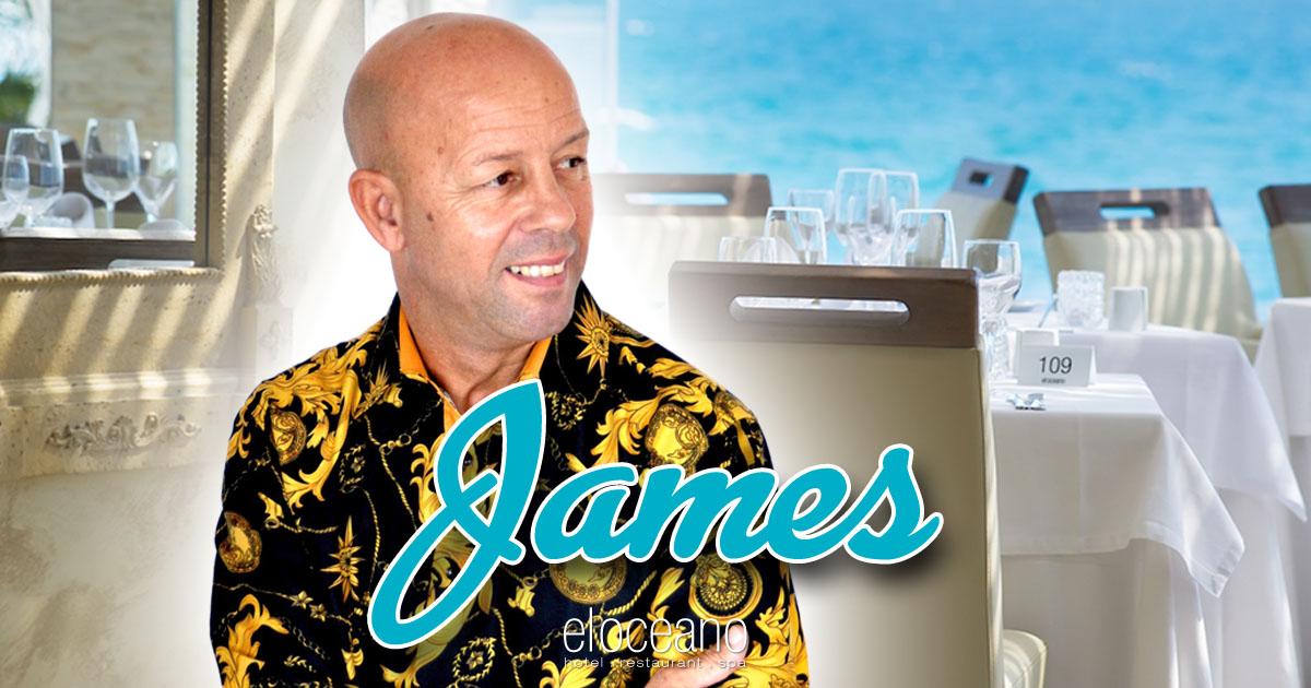 James Live Music Entertainment El Oceano Luxury Beach Hotel Costa del Sol Spain OG02