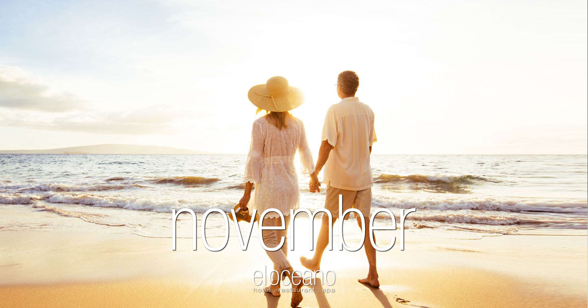November Nights El Oceano Luxury Beach Hotel Low Season Holidays OG01