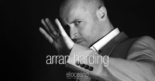 Arran Harding Live Music Entertainment El Oceano Beachfront Restaurant Mijas Costa OG03