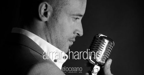 Arran Harding Live Music Entertainment El Oceano Beachfront Restaurant Mijas Costa OG04