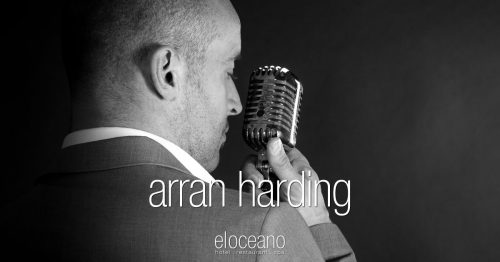 Arran Harding Live Music Entertainment El Oceano Beachfront Restaurant Mijas Costa OG05