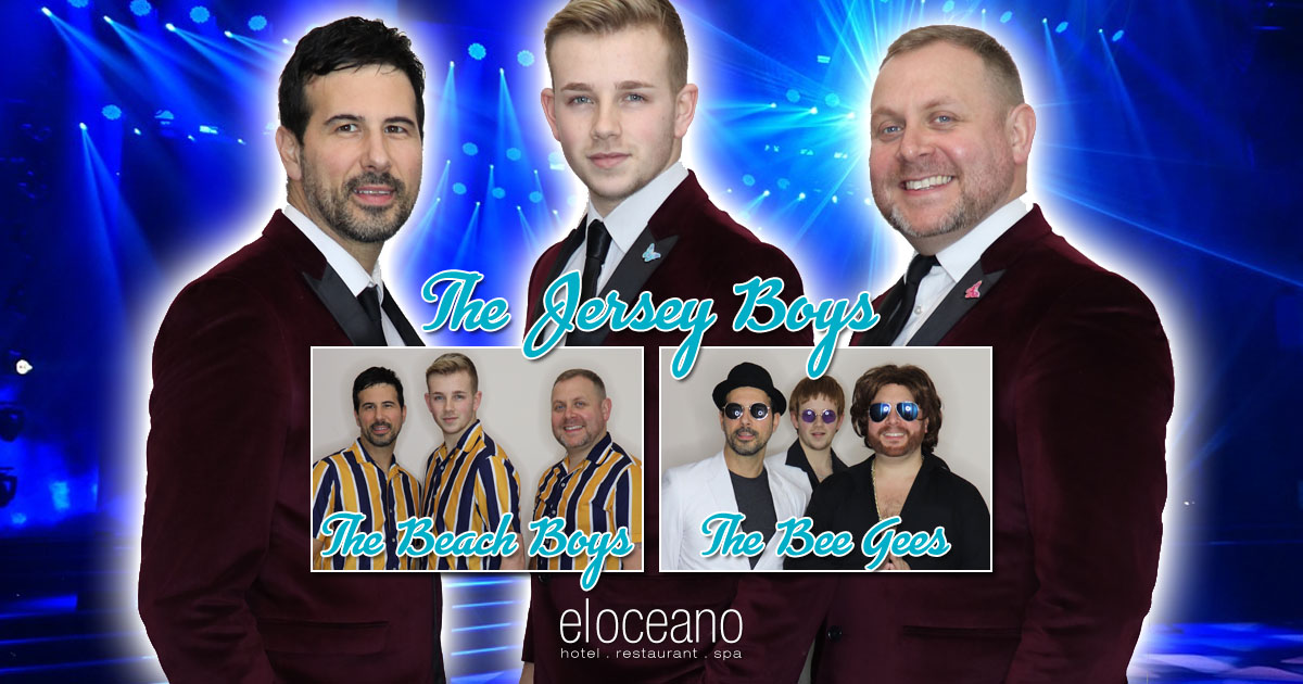 Jersey Boys Beach Boys Bee Gees Live Music Entertainment El Oceano Restaurant OG01