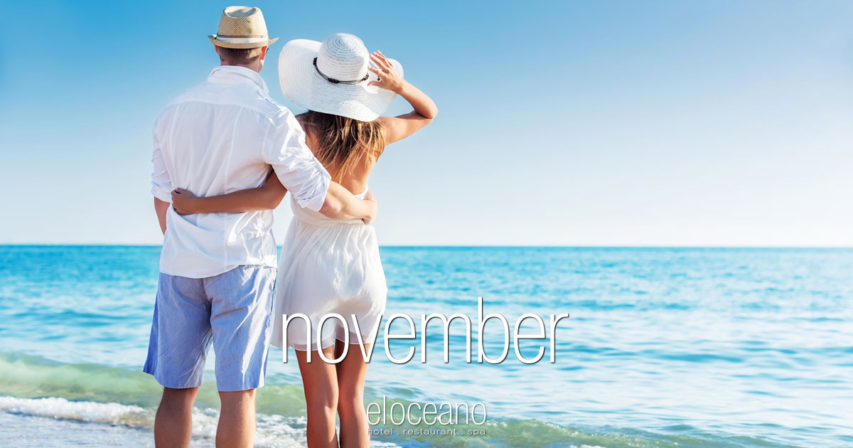 November at El Oceano Luxury Beach Hotel Mijas Costa Spain OG04