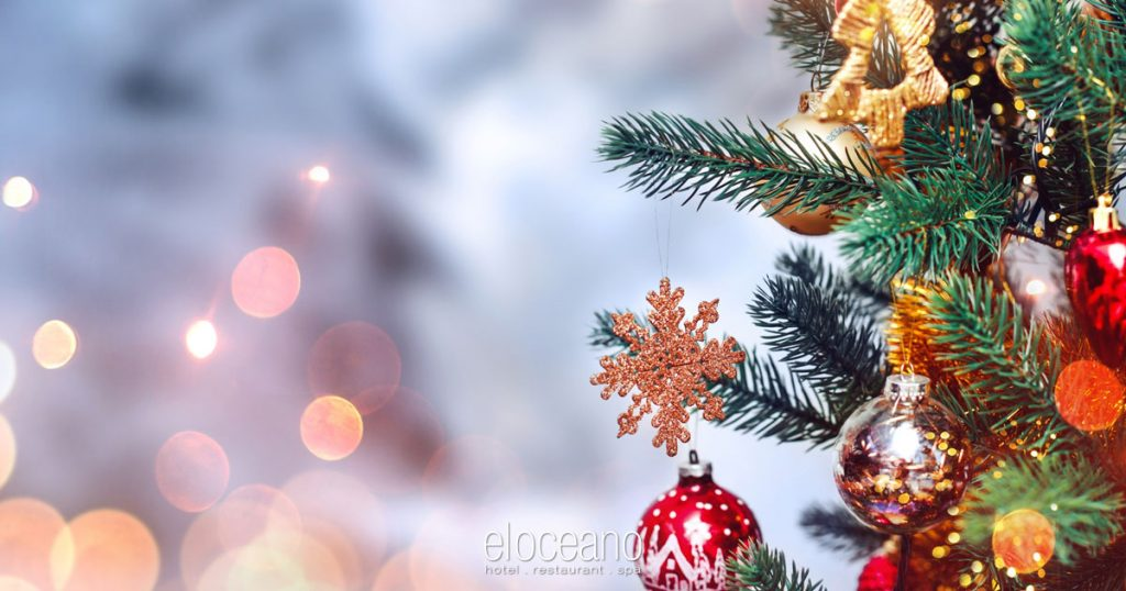 24 Days of Christmas - Christmas Season 2019-20 El Oceano hotel Restaurant OG02