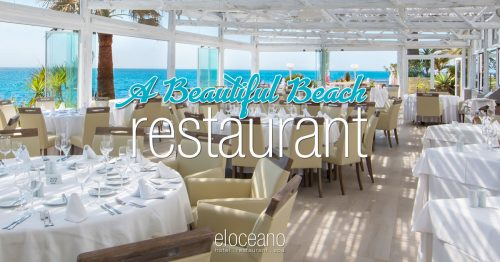 A Beautiful Beach Restaurant between La Cala de Mijas and Marbella OG01