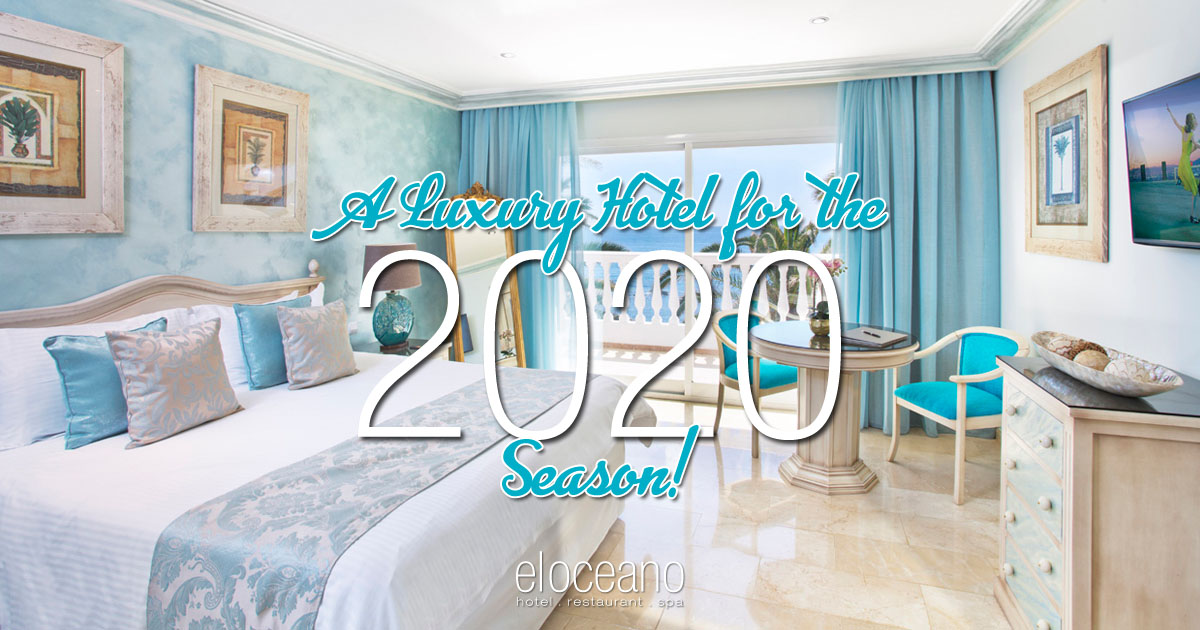 A Luxury Hotel for the 2020 Season OG02