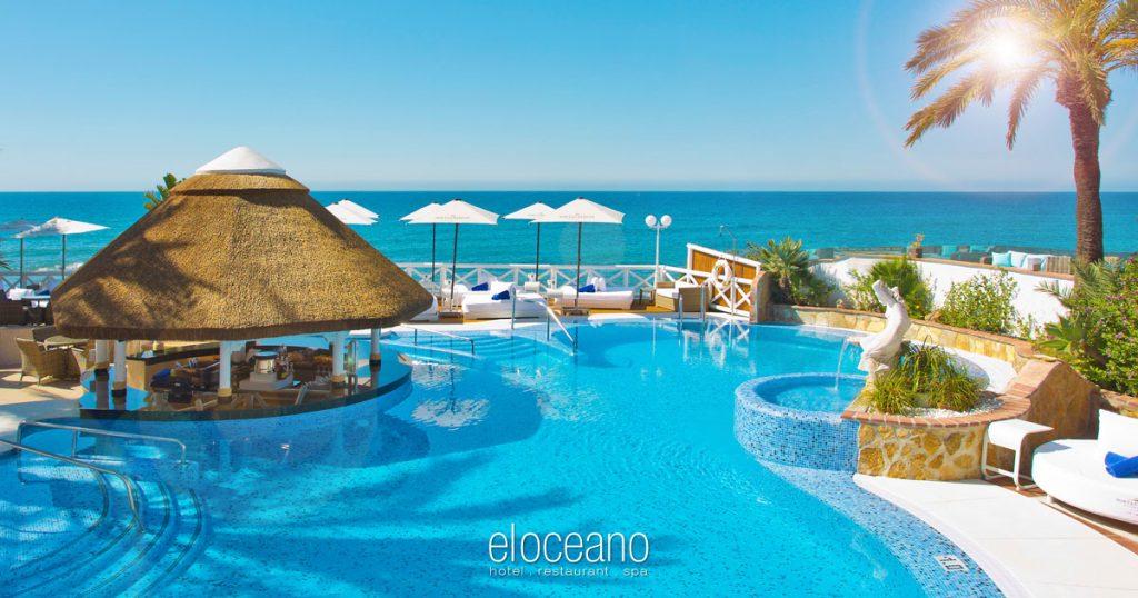 April 2020 El Oceano Luxury Beach Hotel Mijas Costa Spain OG01