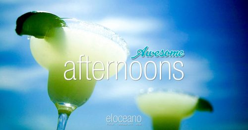 Awesome Afternoons at El Oceano Luxury Beach Hotel OG01