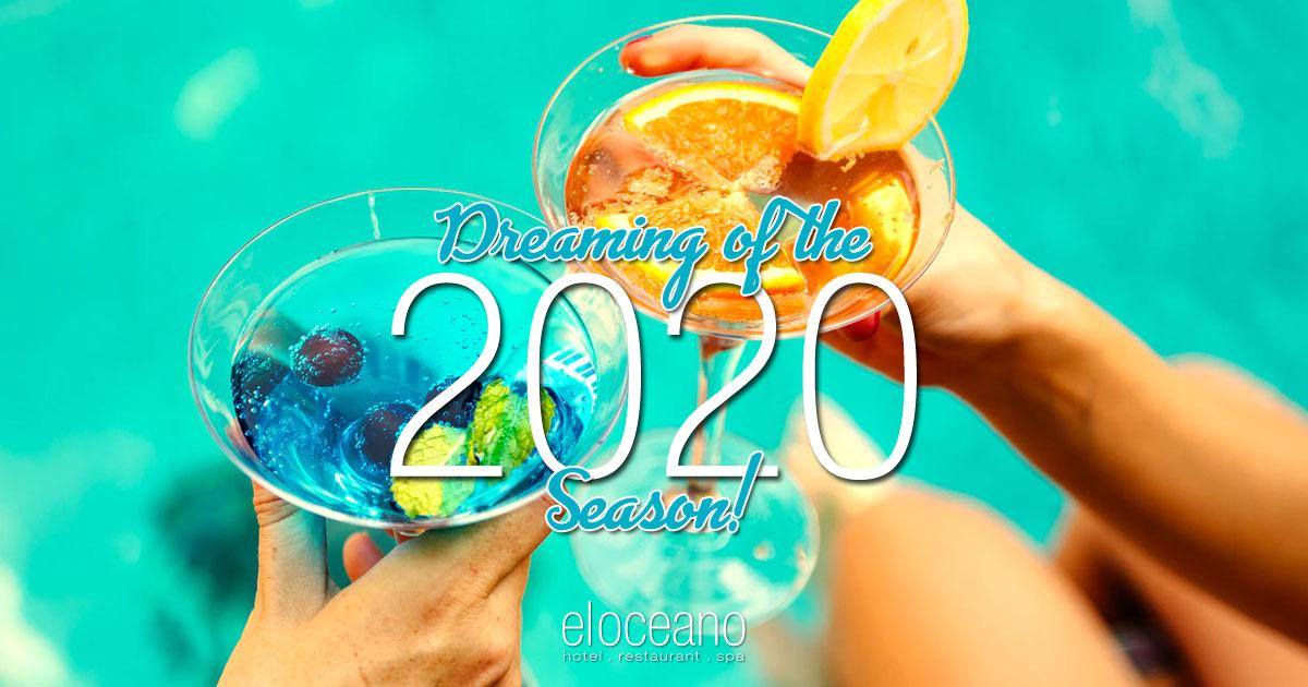 Dreaming of the 2020 Season OG06