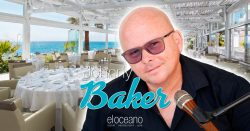Johnny Baker Live Music Dining Entertainment El Oceano Restaurant Mijas Costa Spain OG01