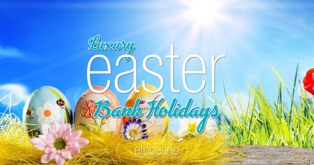 Luxury Easter Bank Holidays El Oceano Beach Hotel Mijas Costa Spain OG01