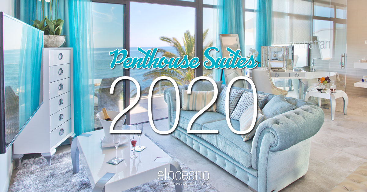 Penthouse Suites 2020 Season El Oceano Luxury Beach Hotel OG01