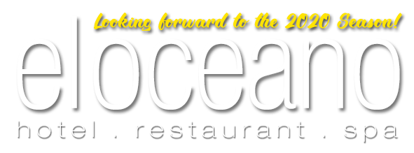 El Oceano Beach Hotel, Restaurant, Beauty Salon and Martini Lounge.