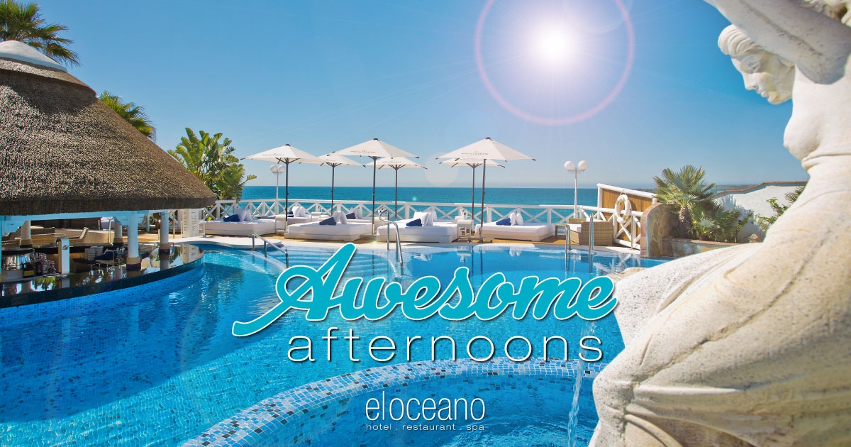 Awesome Afternoons at El Oceano Luxury Beach Hotel OG03