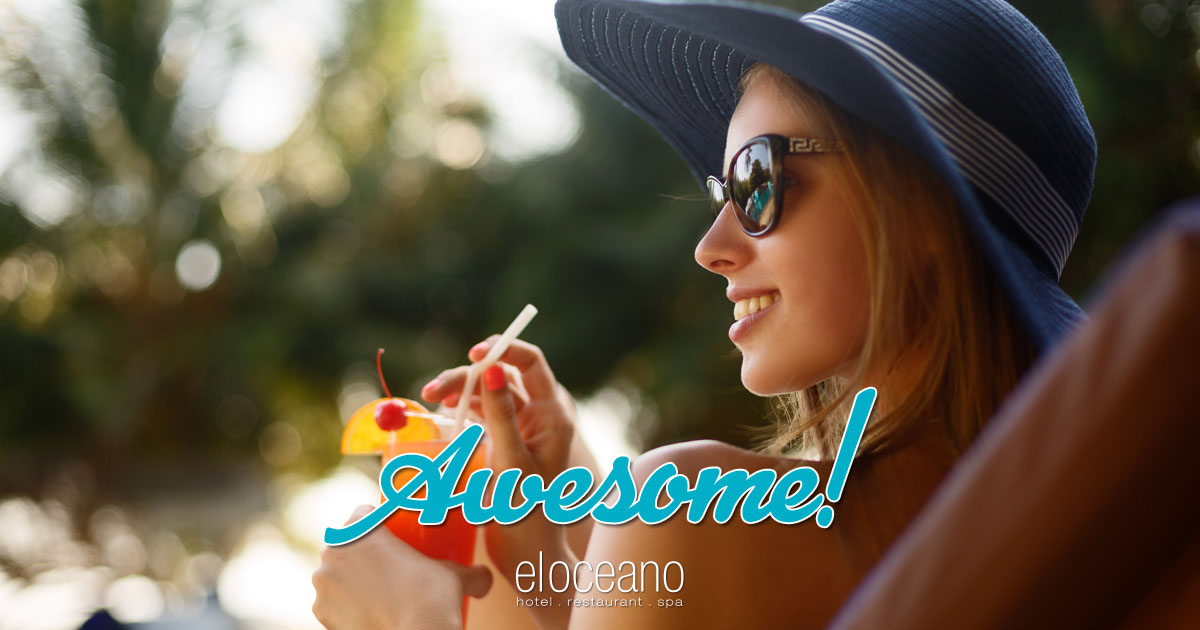 Awesome Afternoons at El Oceano Luxury Beach Hotel OG05