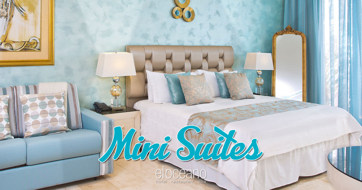 Mini Suites - Elegant Beachfront Hotel Rooms, El Oceano Hotel, Mijas Costa, Spain OG01