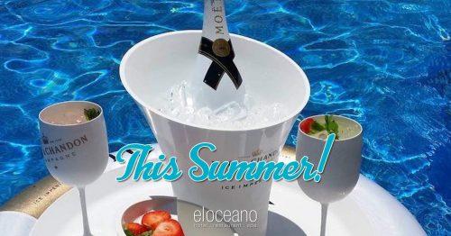 Champagne Cava Wine List El Oceano Restaurant Mijas Costa Spain OG03