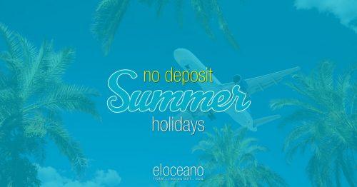 No Deposit Summer Holidays OG01