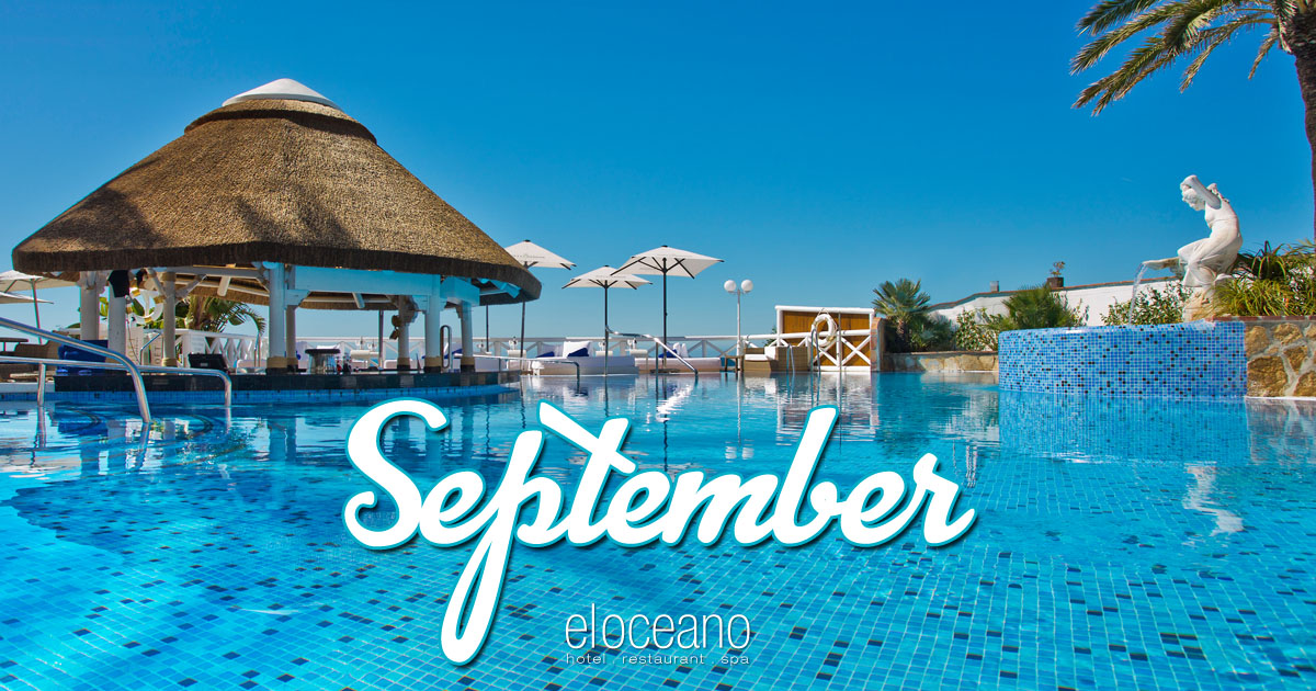 September and the Endless Summer at El Oceano Hotel, Mijas Costa, Spain OG01