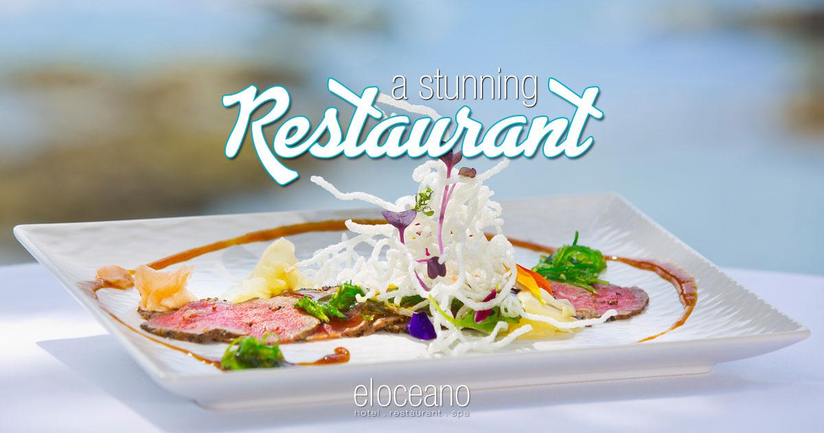 A Stunning Restaurant - El Oceano Mijas Costa Spain OG01