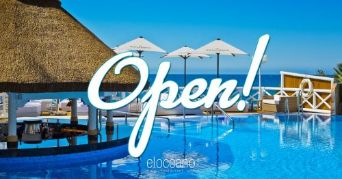 El Oceano Pool Bar & Terrace Re-Opens Wednesday 10th June 2020 OG03