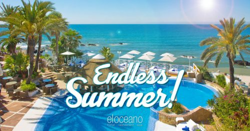Endless Summer El Oceano Luxury Beach Hotel Restaurant Mijas Costa Spain OG06