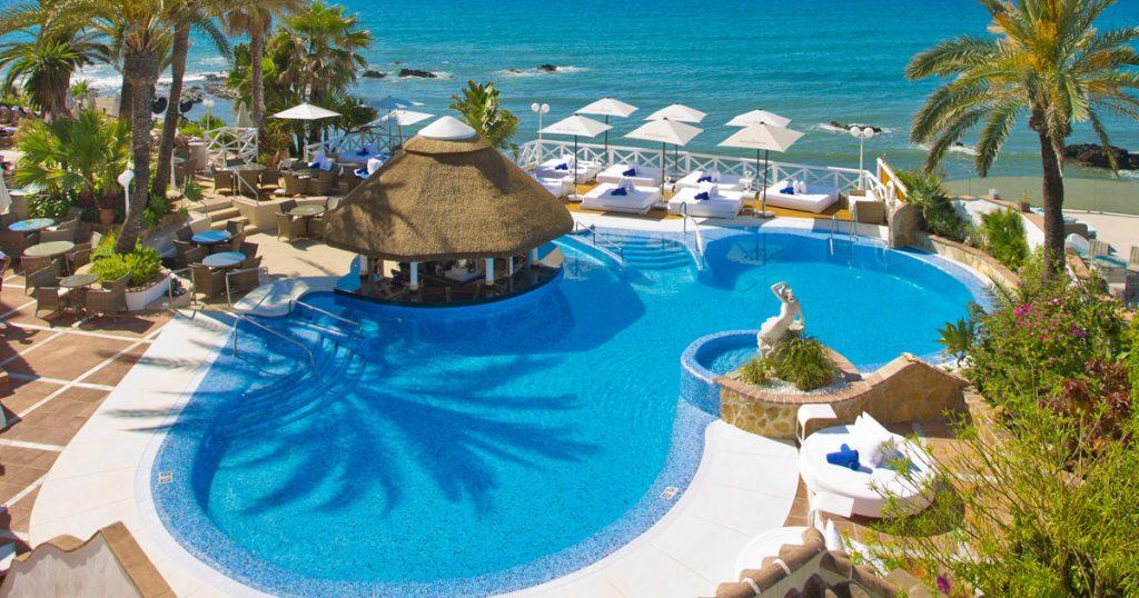 Very Special Sundays at El Oceano Hotel Mijas Costa Spain OG02