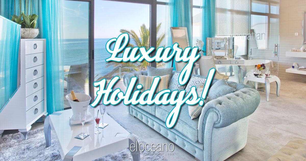 Luxury Holidays 2020! Is your place in paradise booked?