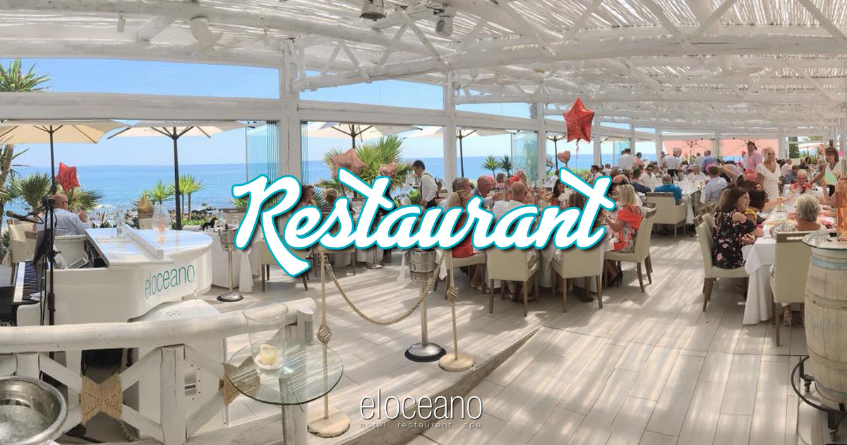 Restaurant El Oceano Mijas Costa OG01