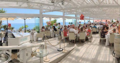 The Sunday Experience El Oceano Hotel Restaurant Mijas Costa Spain OG02