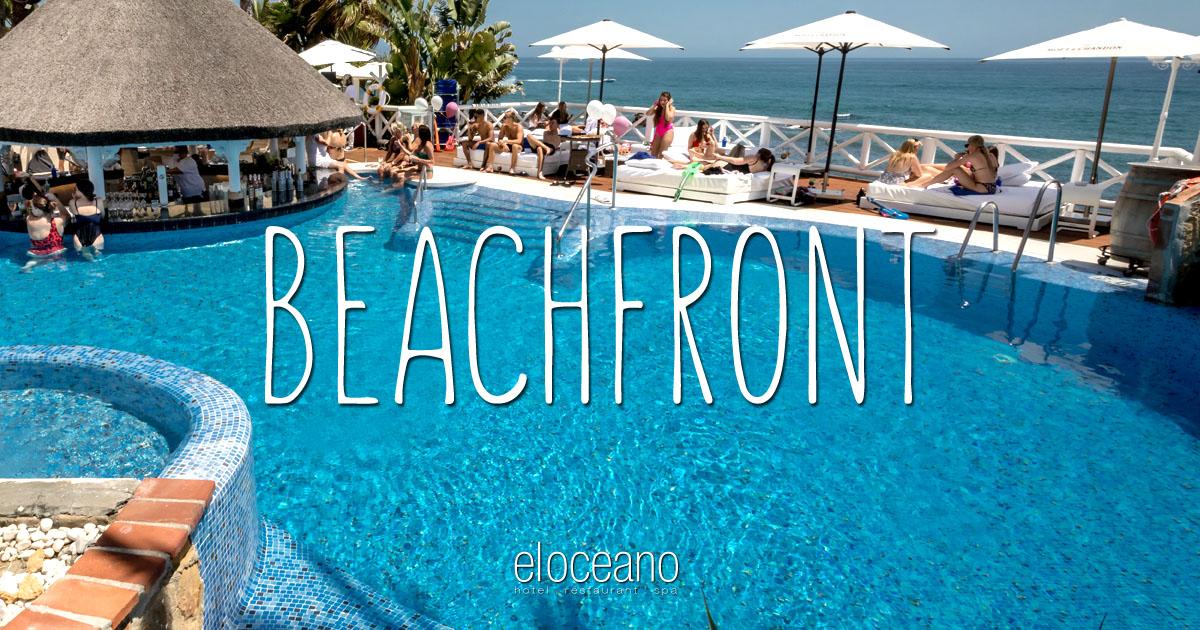 Beachfront Hotels Spain - El Oceano Hotel Restaurant Mijas Costa Costa del Sol Spain OG01