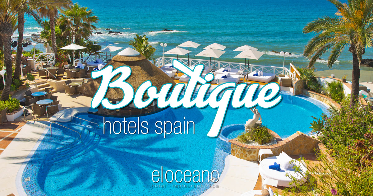 Boutique Hotels Spain - El Oceano Hotel Restaurant Mijas Costa Costa del Sol Spain OG03